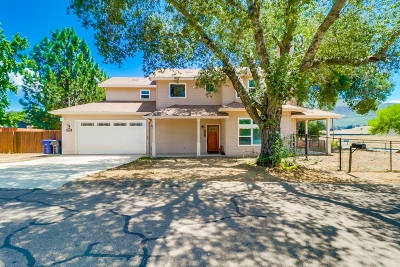 San Diego County Single Family Home For Sale: 25204 Viejas Blvd.