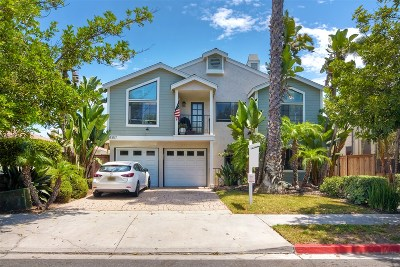 San Diego Attached For Sale: 4357 Oregon St #1