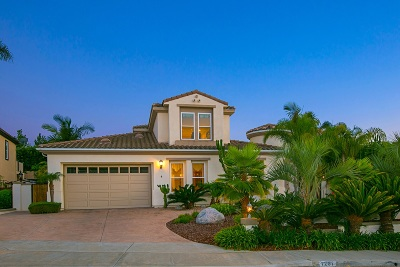 Single Family Home For Sale: 1261 Belleflower