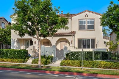 Chula Vista Townhouse For Sale: 1272 Stampede Way #3