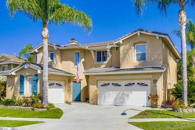 Chula Vista Single Family Home For Sale: 1721 Ravenrock Court