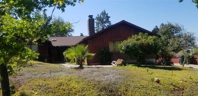 Escondido Single Family Home Contingent: 1675 Sheridan Ave