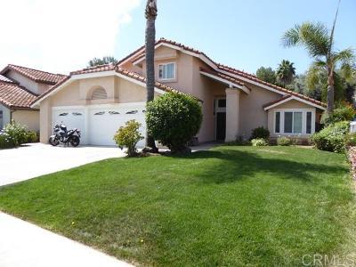 Rental For Rent: 1164 Casa Bonita Way