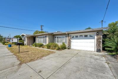 Escondido Single Family Home For Sale: 124 S Date St