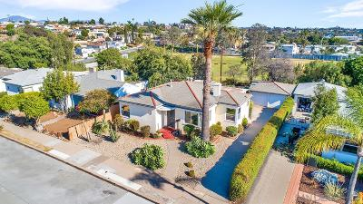 San Diego Single Family Home For Sale: 5637 Meade Ave