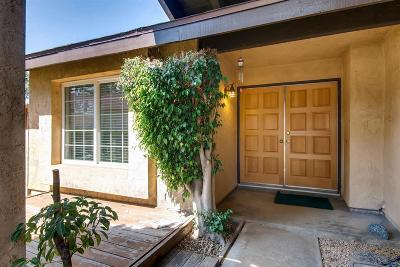 San Marcos Single Family Home For Sale: 318 Calle Juanita