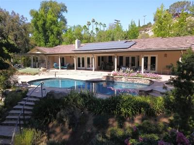 el cajon Single Family Home For Sale: 1515 Merritt Dr