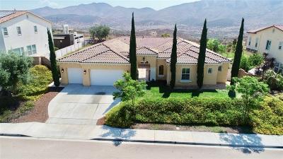 Single Family Home For Sale: 629 Via Porlezza