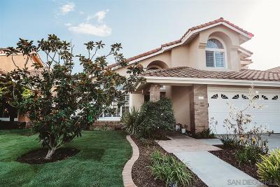 Single Family Home For Sale: 13734 Butano Way