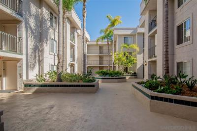 San Diego Attached Pending: 3078 Broadway #316