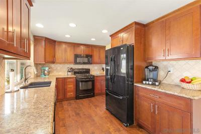 Escondido CA Single Family Home For Sale: $524,900