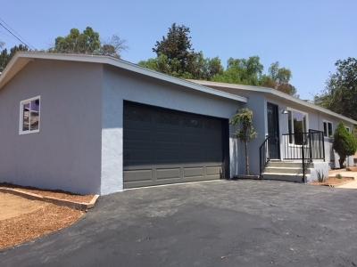 Single Family Home For Sale: 8915 Rocket Ridge Rd