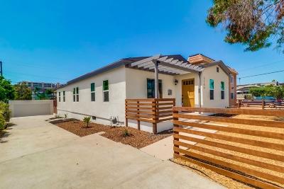 Single Family Home For Sale: 3784 Mississippi St