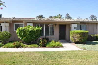 Oceanside Attached For Sale: 3837 Curry Way