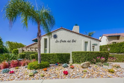 Carlsbad Attached For Sale: 2349 Caringa Way #2