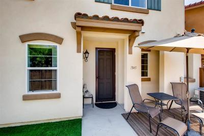 Vista Townhouse For Sale: 1345 Isabella Way