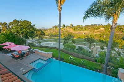 Encinitas Single Family Home For Sale: 2510 Rosemary Ct.