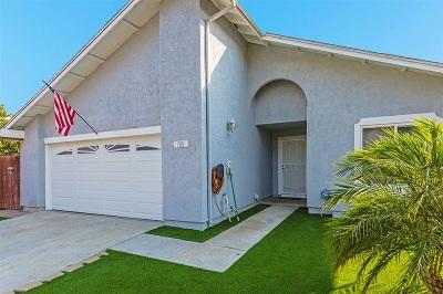 Single Family Home For Sale: 780 Cerrissa St