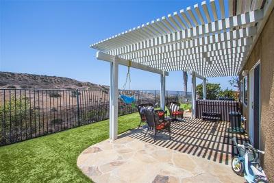 Single Family Home For Sale: 694 Vista San Rafael