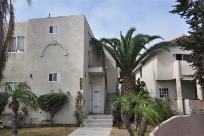 Multi Family 2-4 For Sale: 4934 W Point Loma Blvd