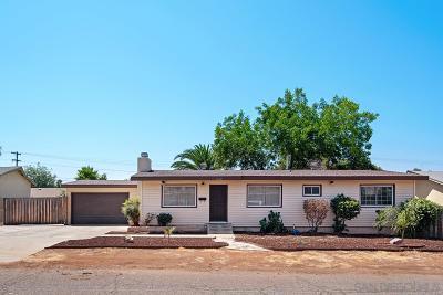 Single Family Home For Sale: 1019 Greta