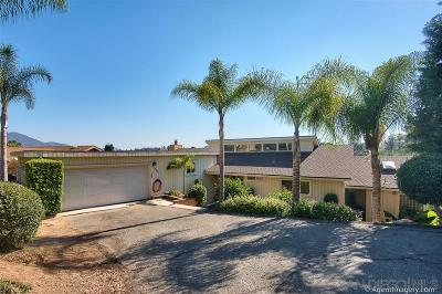 Single Family Home For Sale: Sunrise Valley Dr