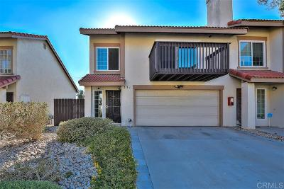 Vista Townhouse For Sale: 371 Windy Ln