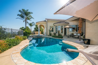 Carlsbad CA Single Family Home For Sale: $2,550,000