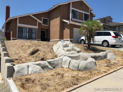 San Diego Single Family Home For Sale: 174 Palawan Way