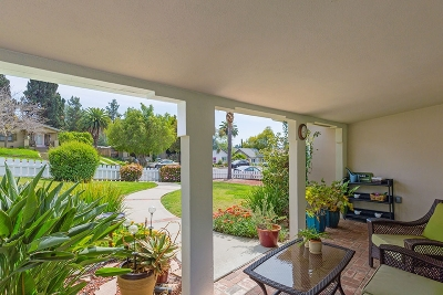 Escondido Single Family Home For Sale: 560 E 5th Ave.