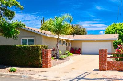 San Diego Single Family Home For Sale: 3681 Mt Everest Blvd