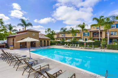 San Diego Townhouse For Sale: 17023 Calle Trevino #9