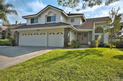 Oceanside Single Family Home For Sale: 361 Moonstone Bay Drive