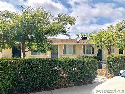 San Diego Multi Family 2-4 For Sale: 1642-1644 Burton St