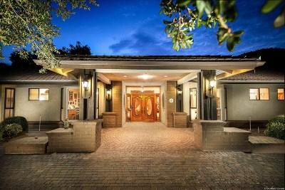 Pauma Valley CA Single Family Home For Sale: $879,000