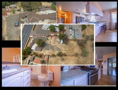 Ramona CA Single Family Home For Sale: $550,000