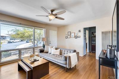 San Diego Single Family Home For Sale: 5284 Bocaw