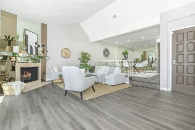 San Diego CA Attached For Sale: $670,000