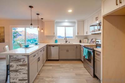 Escondido Single Family Home For Sale: 3162 Ryan Way