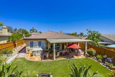 Temecula Single Family Home For Sale: 31240 Gleneagles Dr