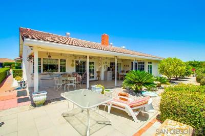 San Diego Single Family Home For Sale: 16327 Gabarda Road