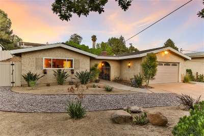 Single Family Home For Sale: 12464 Gay Rio Drive