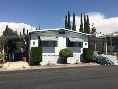 Escondido Mobile/Manufactured For Sale: 2700 W Valley Pkwy #301