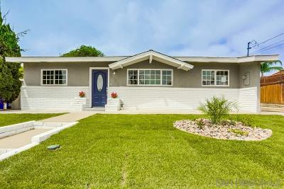 Single Family Home For Sale: 5132 Canosa Ave