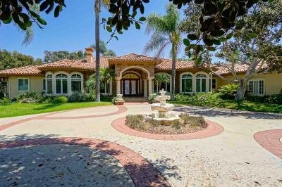 Rancho Santa Fe Rental For Rent: 6415 Primero Izquierdo