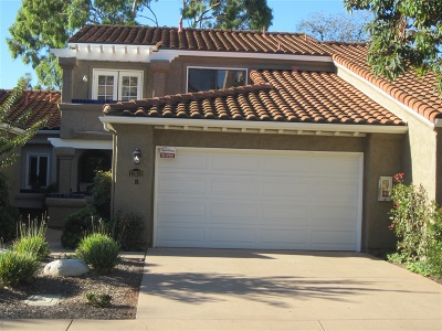 San Diego CA Attached For Sale: $698,000