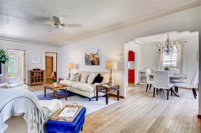 Coronado Single Family Home For Sale: 606 Margarita
