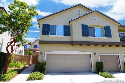 Townhouse For Sale: 1838 Toulouse Dr