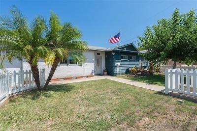 Single Family Home For Sale: 1612 E Madison