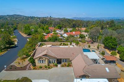 Poway Single Family Home For Sale: 14328 Trailwind Road